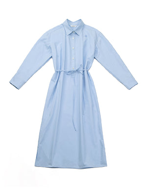 shirtdress (skyblue)