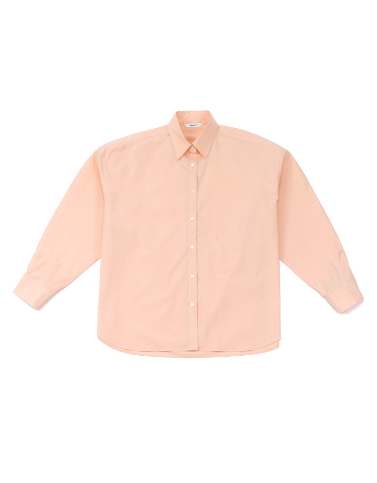 oversized shirts (peach)