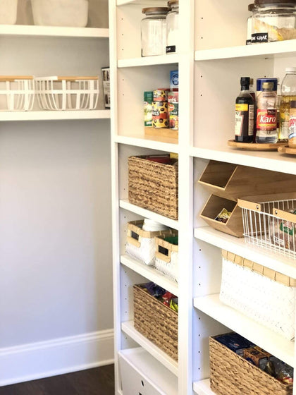 Space Lift: Pantry Refresh