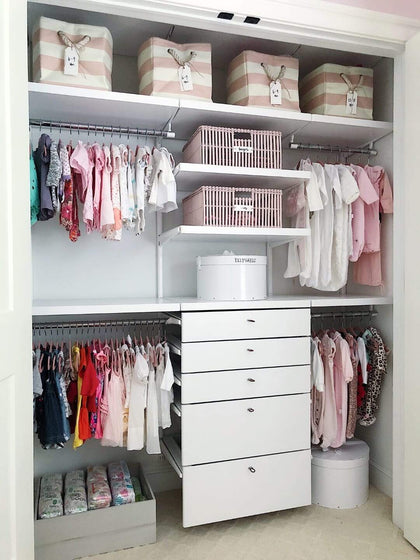 Space Lift: Baby Girl Nursery