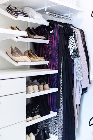 Space Lift : Her Primary Closet