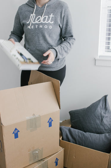 Prepping Your Home for an Organized Move