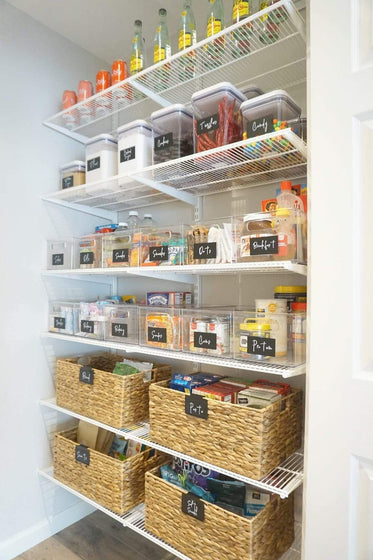 Space Lift: Pantry Transformation