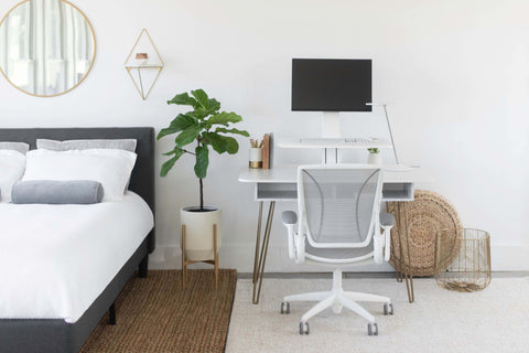 Designing a Healthier Home Office with Humanscale