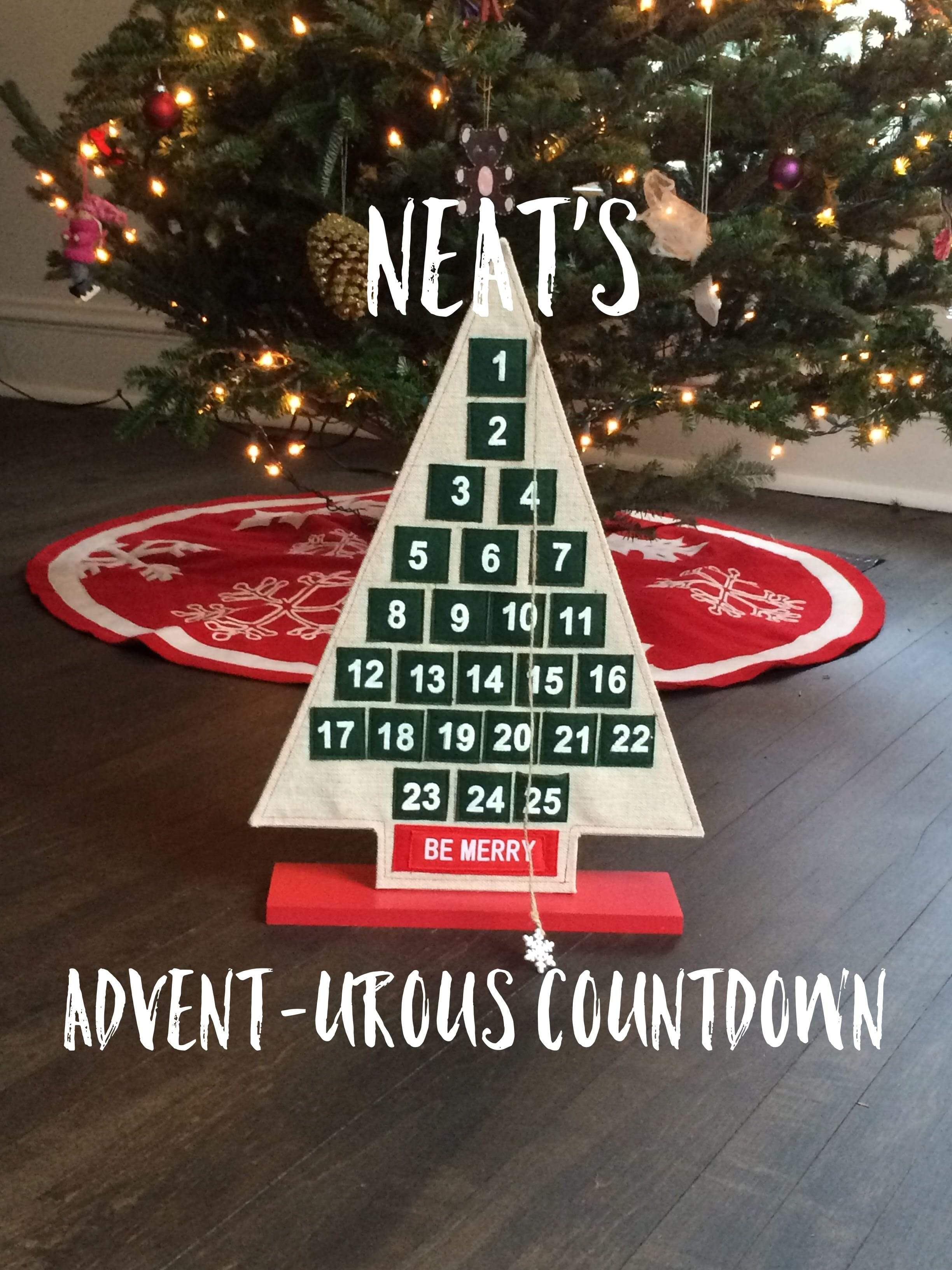 NEAT's ADVENT-urous Countdown :: Day Two