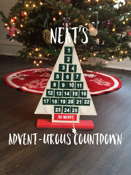 NEAT's ADVENT-urous Countdown!