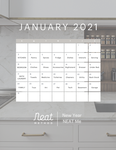 New Year NEAT Me 2021