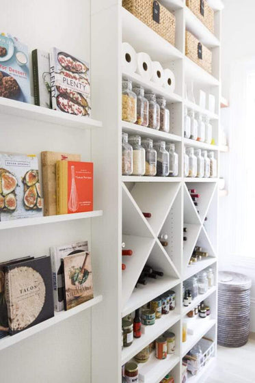 Apartment 34's Dream Pantry Design
