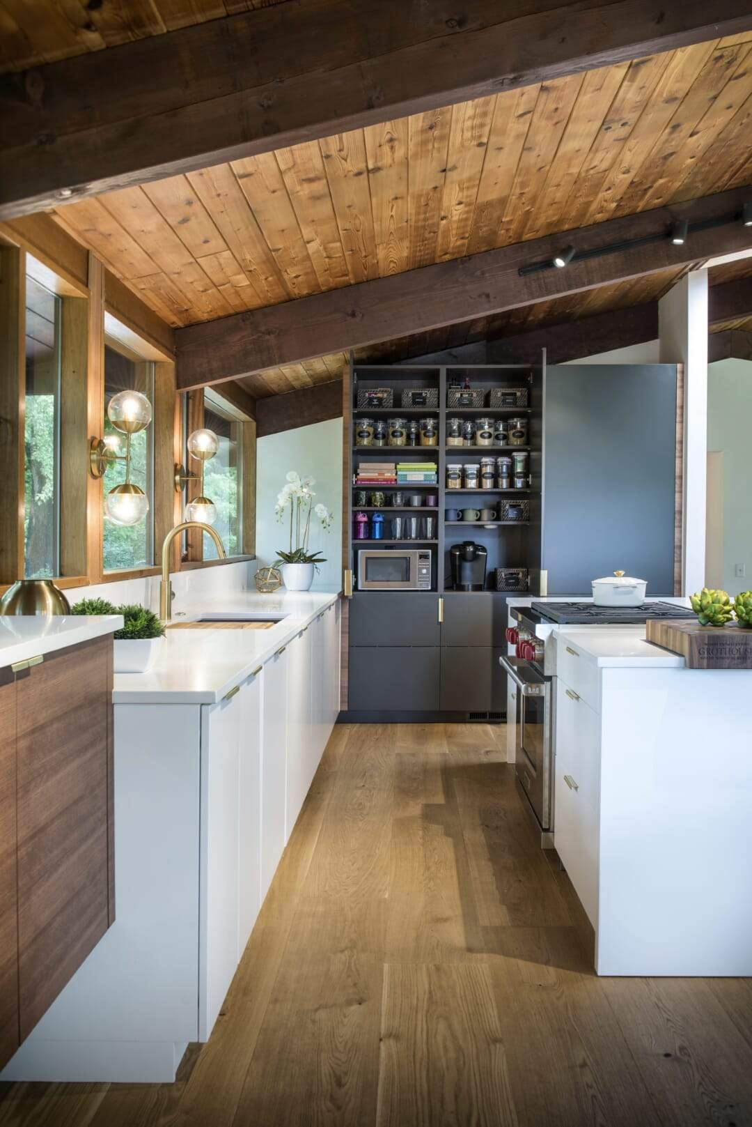 Space Lift: Empty Nester Kitchen