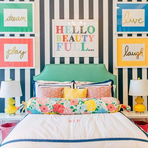 A Client Tells All :: The NEATest Kid's Room on the Block
