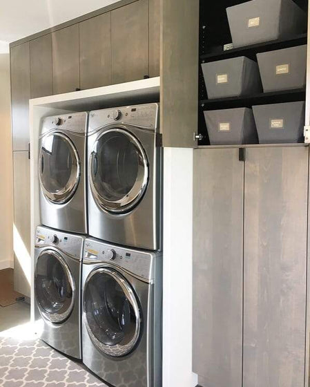 The NEATest Colorado  Laundry & Mudroom