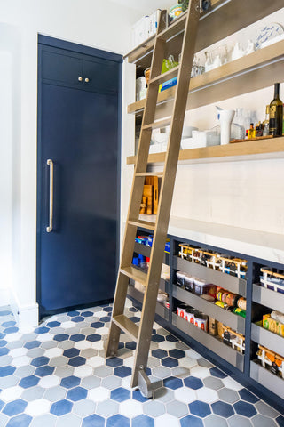 Space Lift | Newport Coast Kitchen + Pantry
