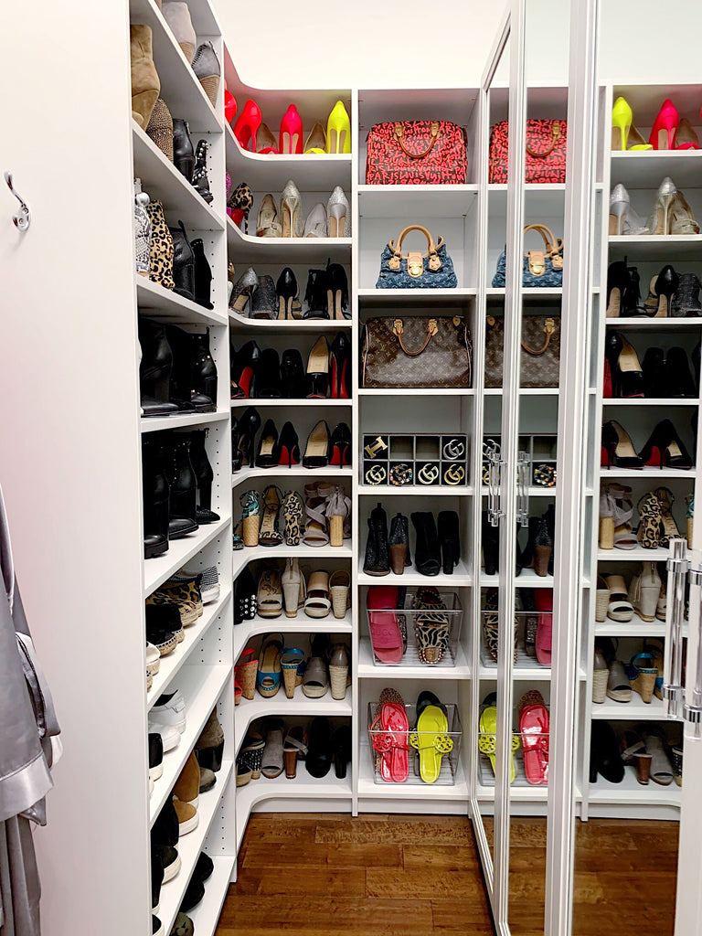 His Hers Closets Neat Method