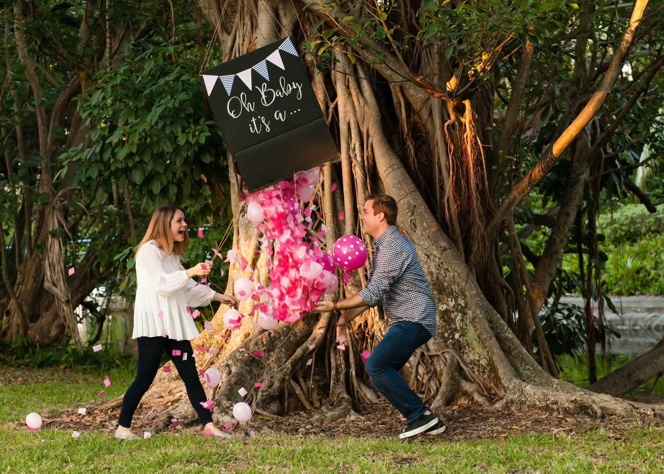 baby, registry, neat method, marissa hagmeyer, gender reveal, baby girl, heather holt photography, fort lauderdale