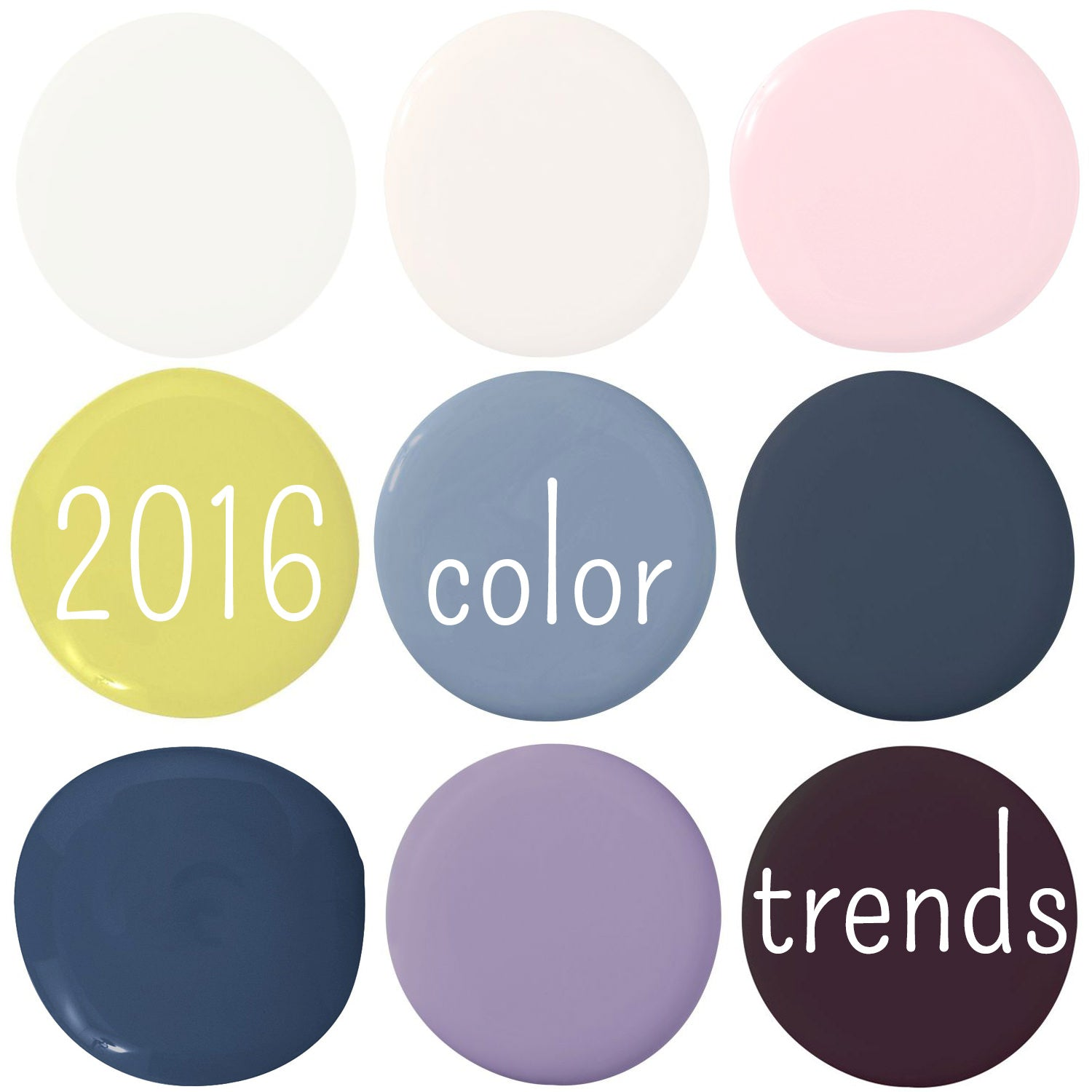 House Beautiful, 2016 Color Trends, Home Decor, Home Organizing, Organizational solutions