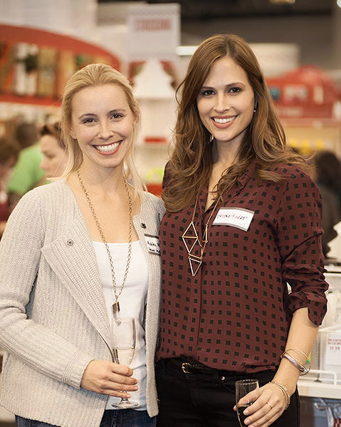 Ashley Murphy, Brooke Ruder, The Container Store, Step Up Women's Network