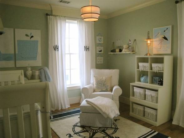 Organized Baby Room, Baby Room, Green Room, NEAT Method