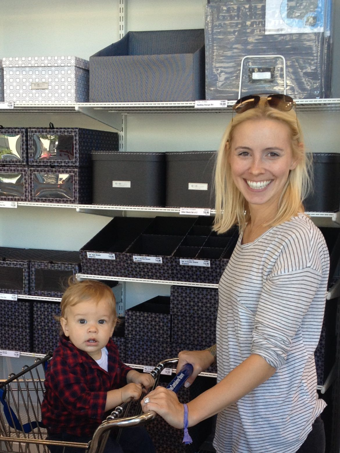 neat, neat method, ashley murphy, the container store, organizing, professional organizer