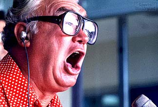 harry caray, white sox