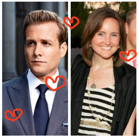 Heather Byrne, Harvey Specter, Valentines Day, Crushes, Suits, Heather Gilligan