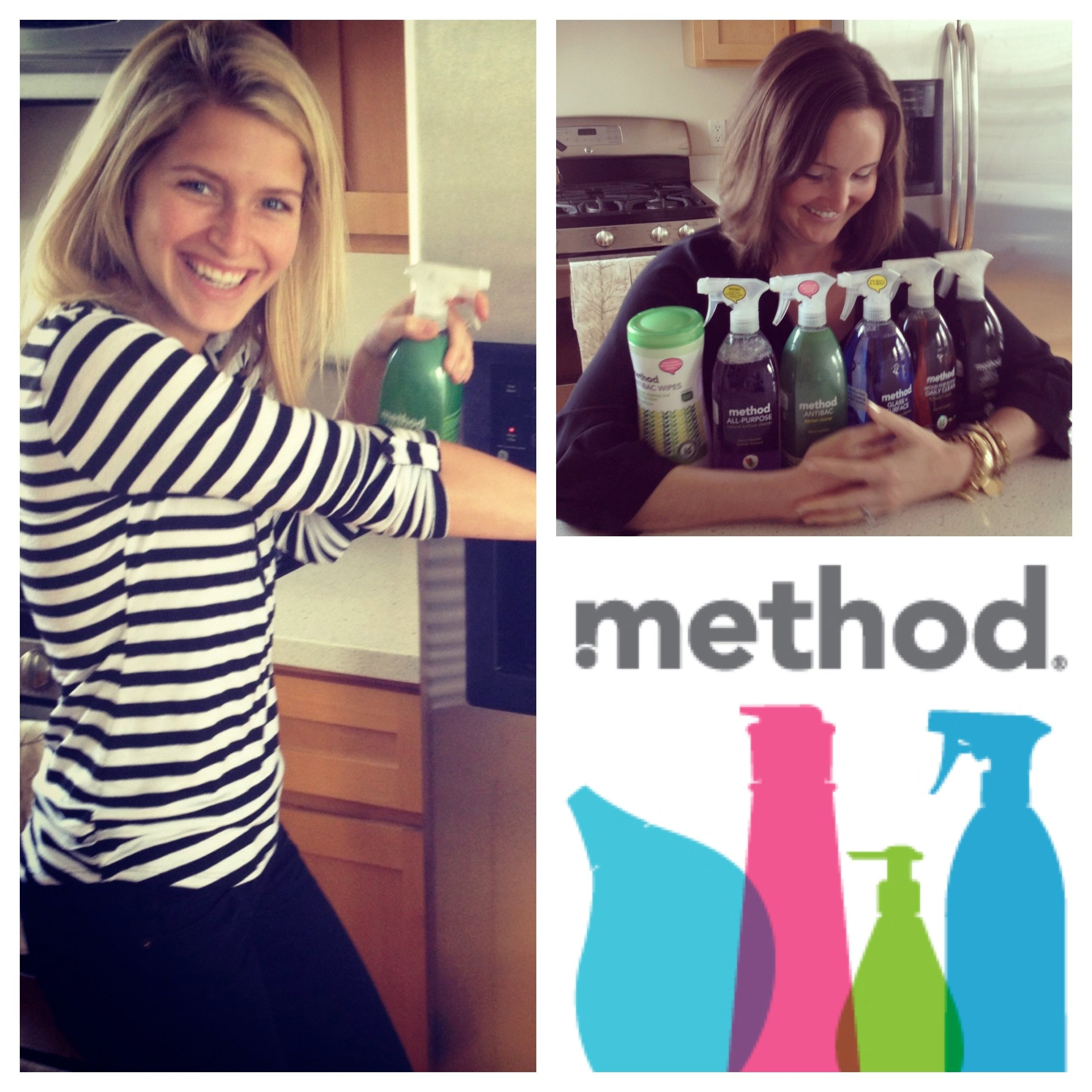 Method Cleaning Supplies, NEAT Method