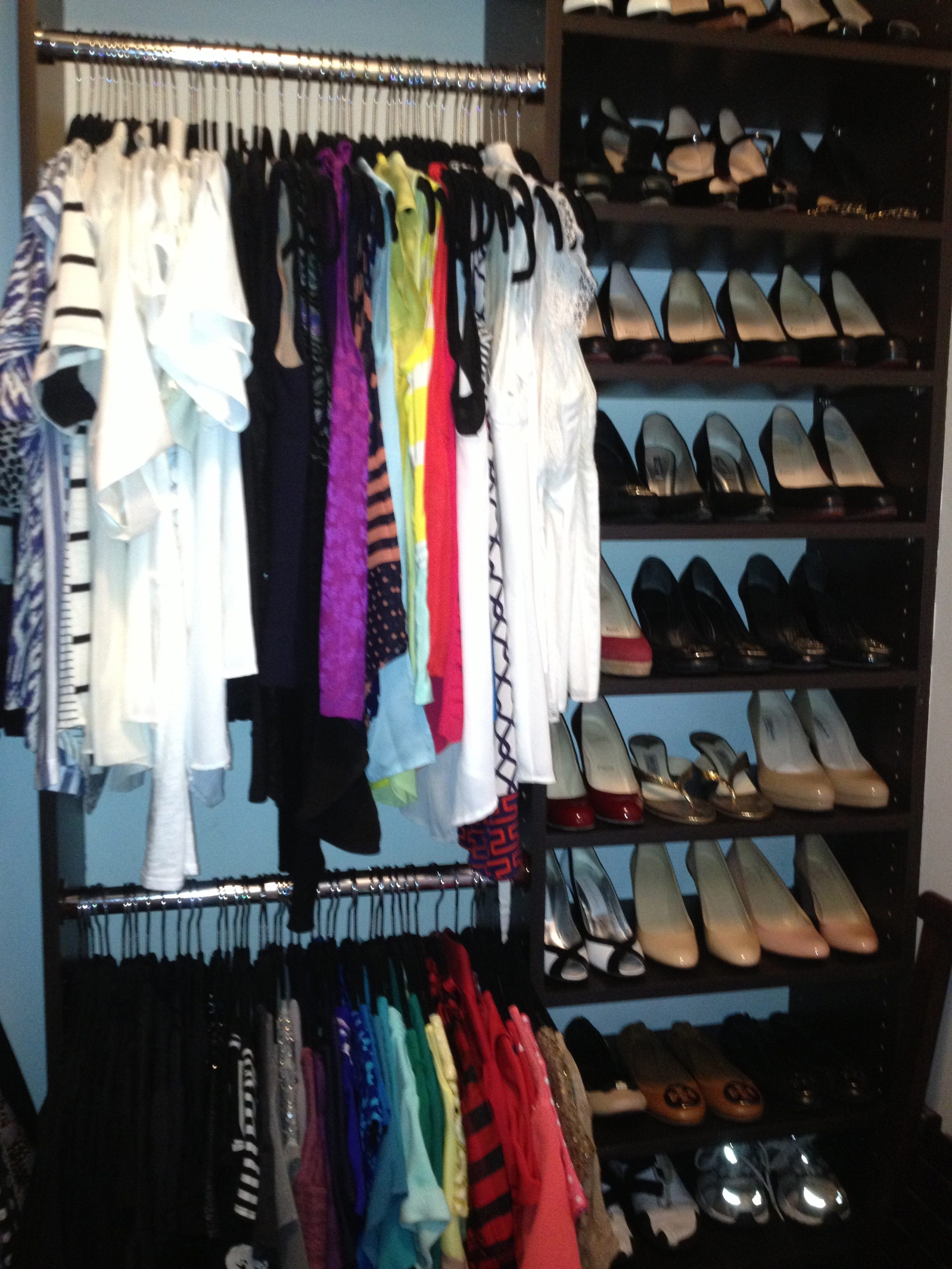 neat, neat method, neat south florida, professional organizer, organized closet, tips to organize a closet, closet