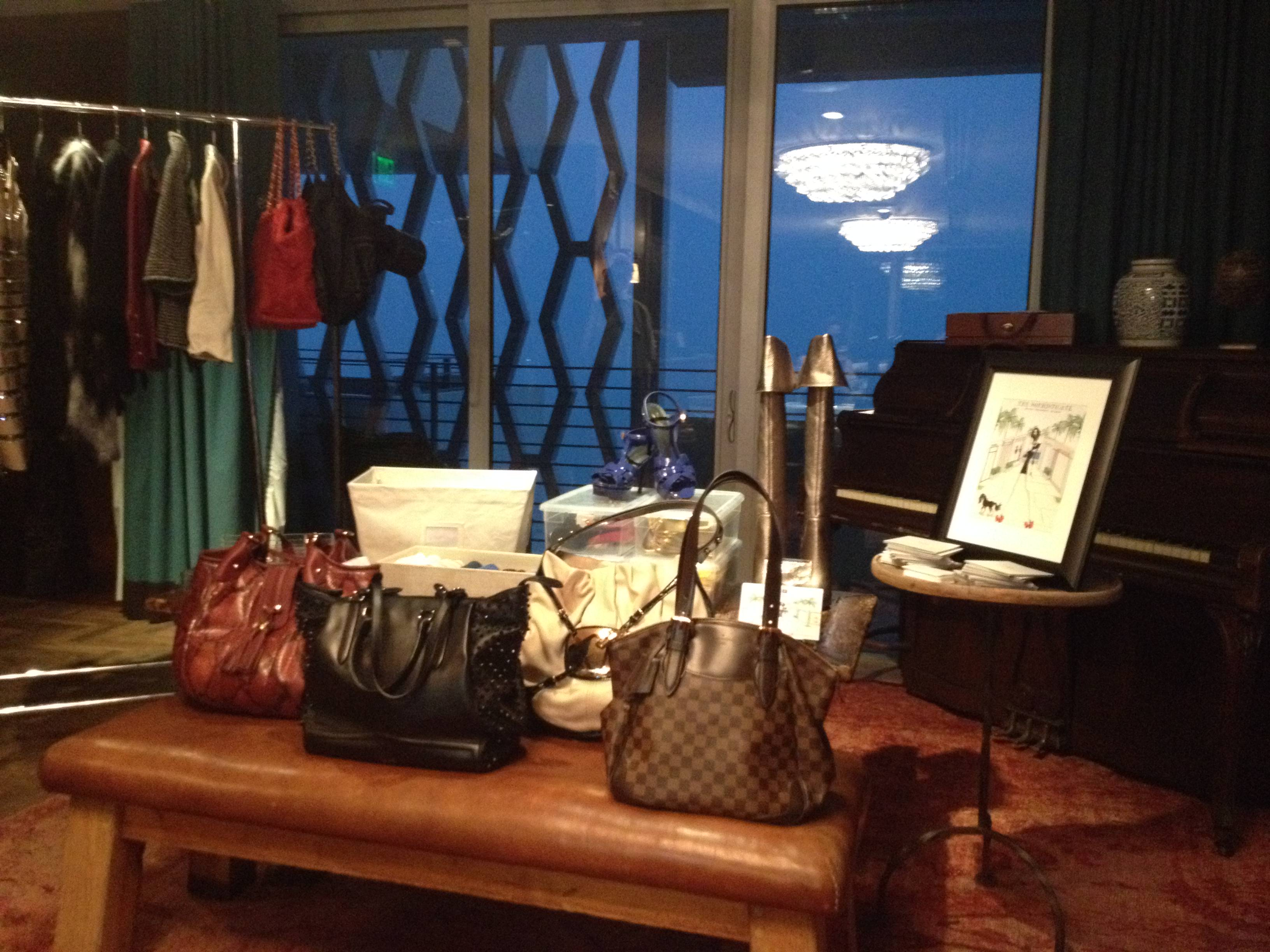 the sophisticate, soho house, miami, charity event, couture clothing, marissa hagmeyer