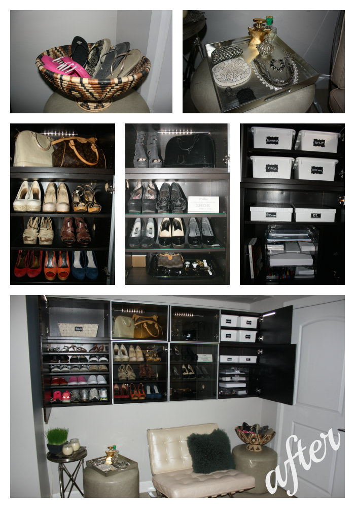 Julia Purdy, Columbus, professional organizer, home organizer, organizer, home organization, home style, before and after, closet, inspiration