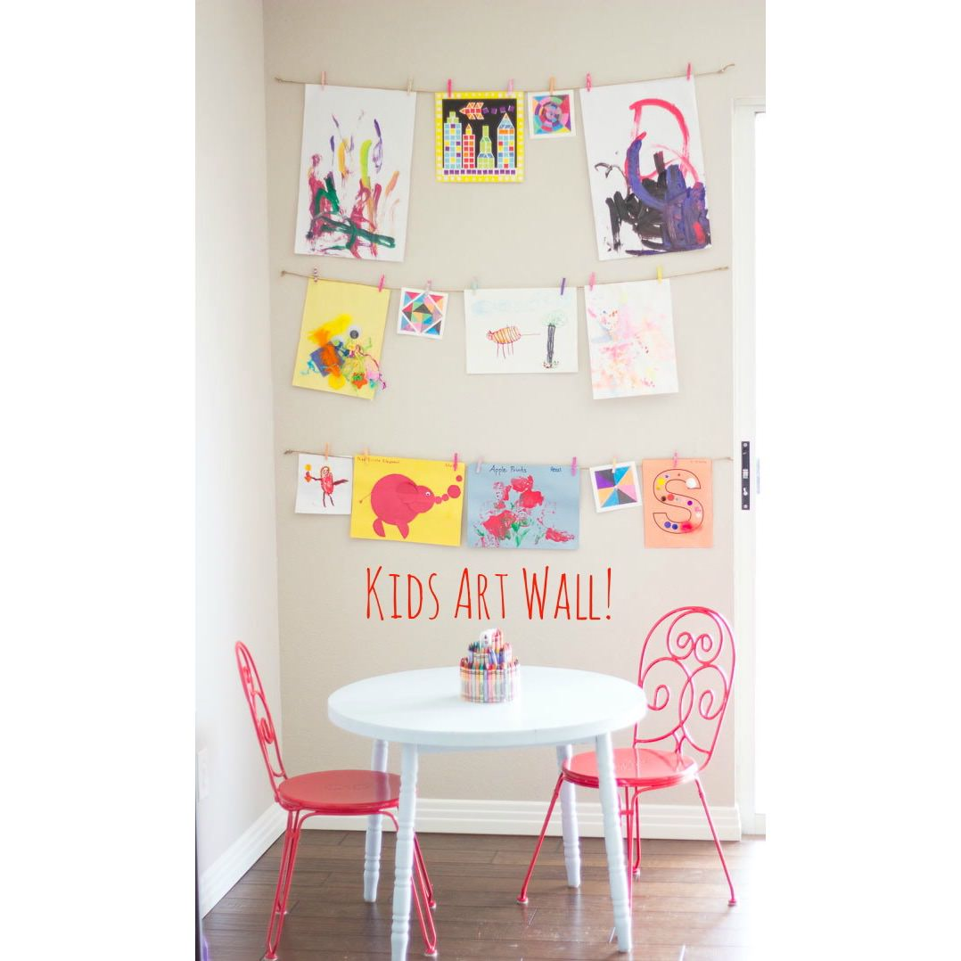 art, kids, art, art room, play space, organized kids, kids toys, organized art, NEAT Method, professional organizers, home organizer, organizer, home organizing,