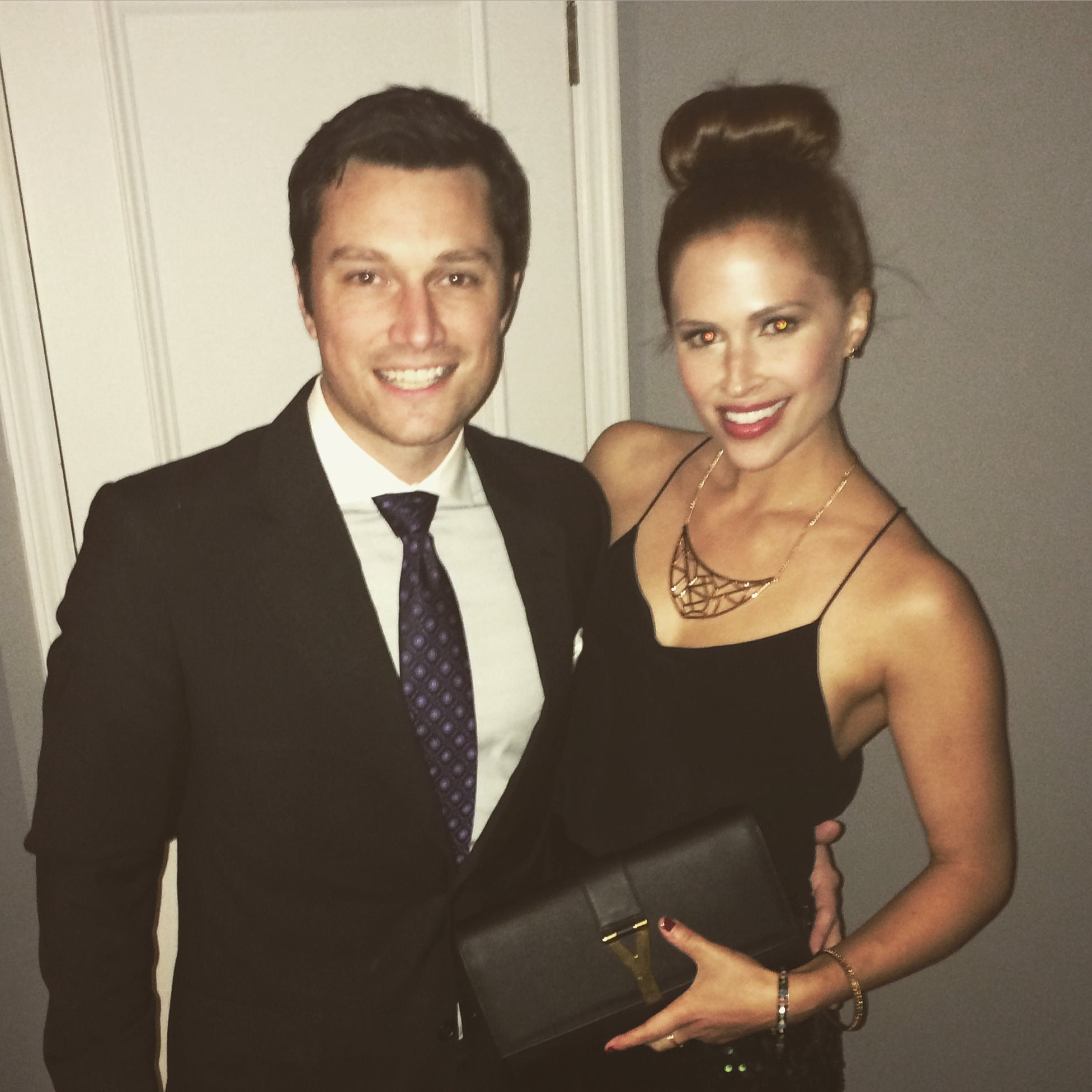 Brooke Ruder, Andrew Neiman, new years, cute couple, dressed up, night out, NYE, 2015, resolutions, couple,