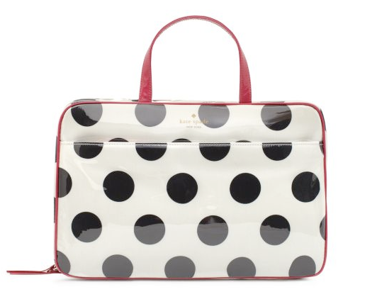 kate spade make up bag, makeup bag, traveling bag, carryon bag