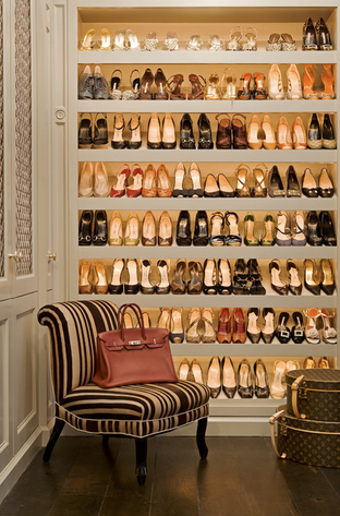 shoe closet, shoe organizing, closet organizing, shoe storage
