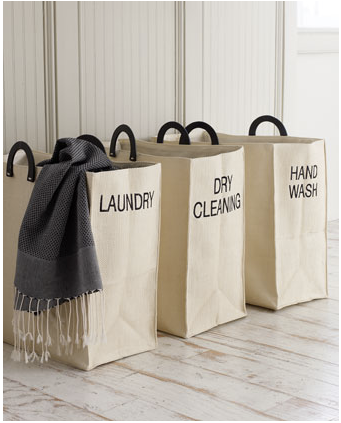 Howchow, dransfield & Ross, laundry bag, laundry hamper, organization solutions, home organization, organizer Chicago, organizer washington dc, organizer south florida, organizer san diego, organizer twin cities, organizer san francisco