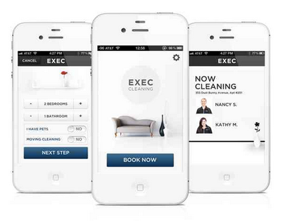 exec, tech company, house cleaning, cleaning ladies, cleaners, on demand cleaners, house cleaning today, clean home, spring cleaning, easy cleaning tips, how to spring clean