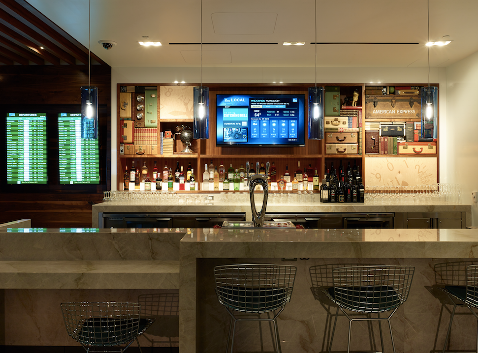 The Centurion Lounge in SFO, American Express Lounge, SFO, SFO lounge, traveling tips, best airports, SFO airport, San Francisco airport, SFO terminal 3