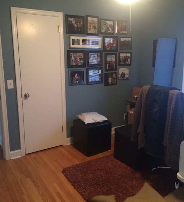 Twin Cities, home organization, Lauren Warner, Lauren Murphy, home office, before and after, office transformation, nursery, professional organizer,