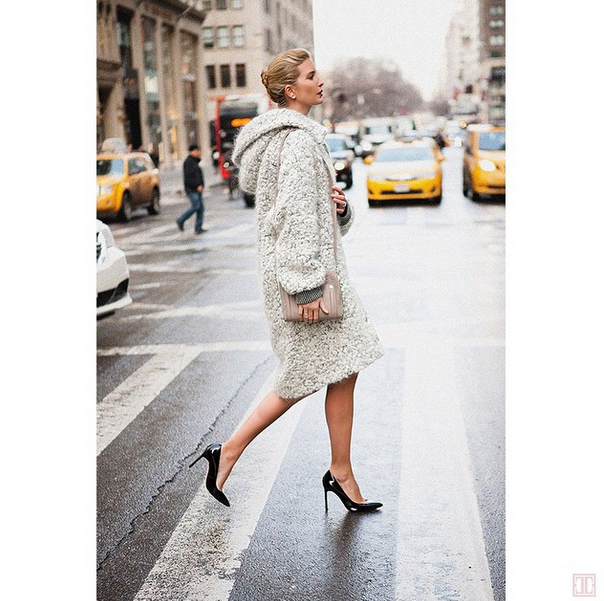 Ivanka Trump, NYC, Julia Purdy, Columbus, winter style, business woman, top business women,