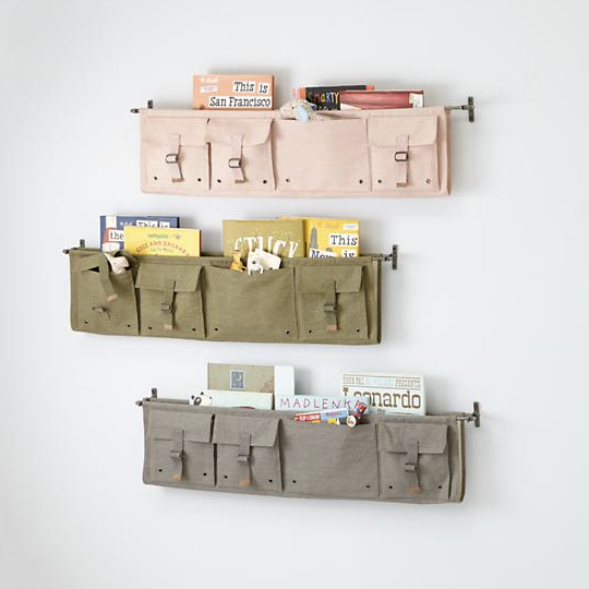wall pockets, Land Of Nod, home organization, home design, kids spaces, kids desk, kids workspace, organizing,