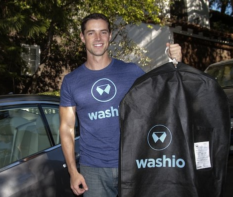 Washio, laundry, laundry service, on demand laundry, next day laundry service, organizing, home organizing, home organizer