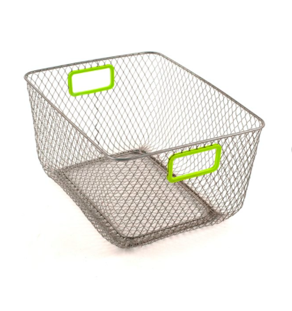 mesh baskets, unique organizing solutions, design inspiration, storage baskets, home decor, organizing ideas, organized spaces, design ideas, decorative baskets, modern baskets