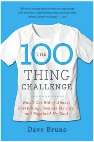 the 100 Thing Challenge, home organization, organizing, NEAT Method