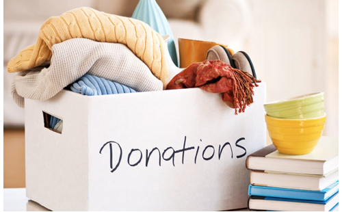 Valentines Day, Donations, Organizing