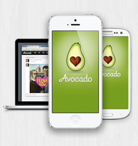 avocado, avocado app, couples app, best couples app
