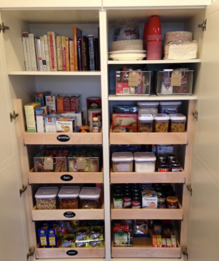 neat method, how to organize a pantry, pantry organization, tips to organize a kitchen, kitchen organization