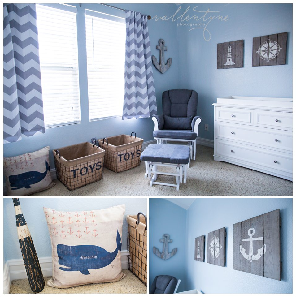 Vallentyne Photography, Heather of Vallentyne Photography, Katie Koentje, organize nursery, nautical nursery, boy nursery, cute boy nursery, nursery ideas, organized baby room, preparing for baby, nesting, nesting a nursery, nursery tips