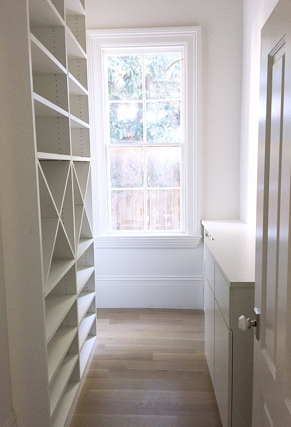 apartment 34, Erin Hiemstra, california closets, michelle drewes, pantry organizing, neat method