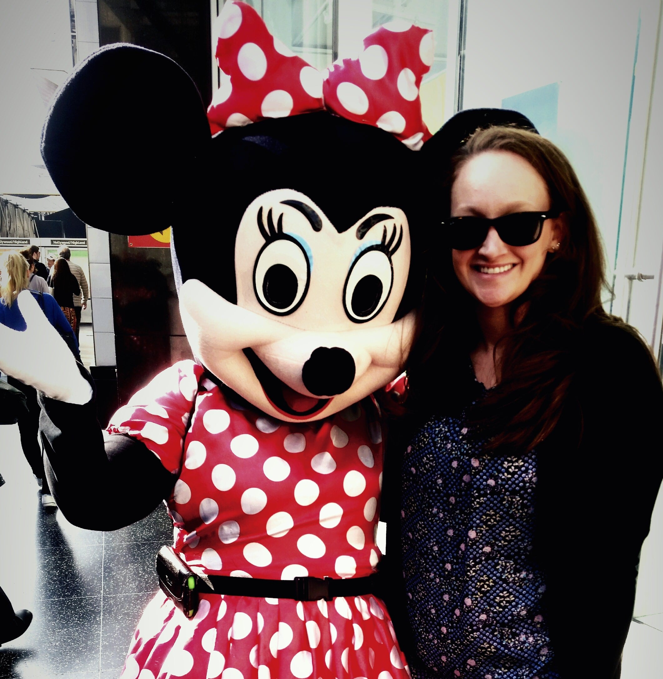 Celsie Sneden, NEAT Method Kansas City, Professional Organizer, Minnie Mouse, Disney