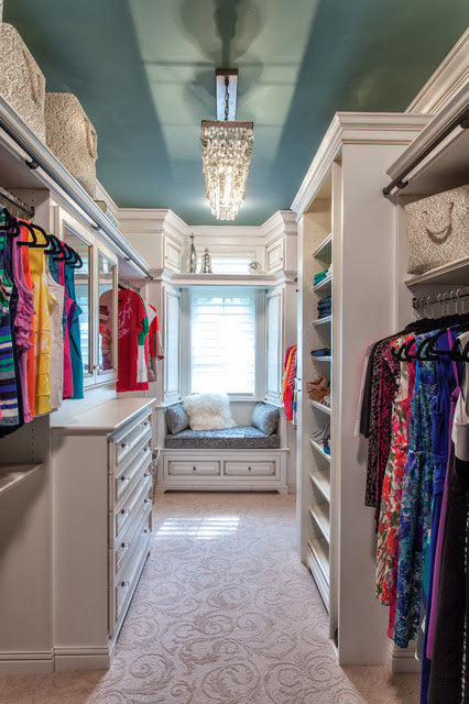 Catherine Savage, Catherine Zinn, Organized closet, Washington DC, New Years, New Years Resolutions,