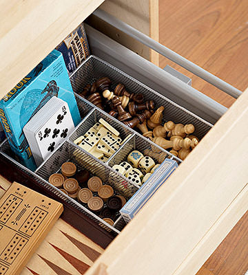 how to organize games, how to organize board games, board game organization, game organization, how to organize games