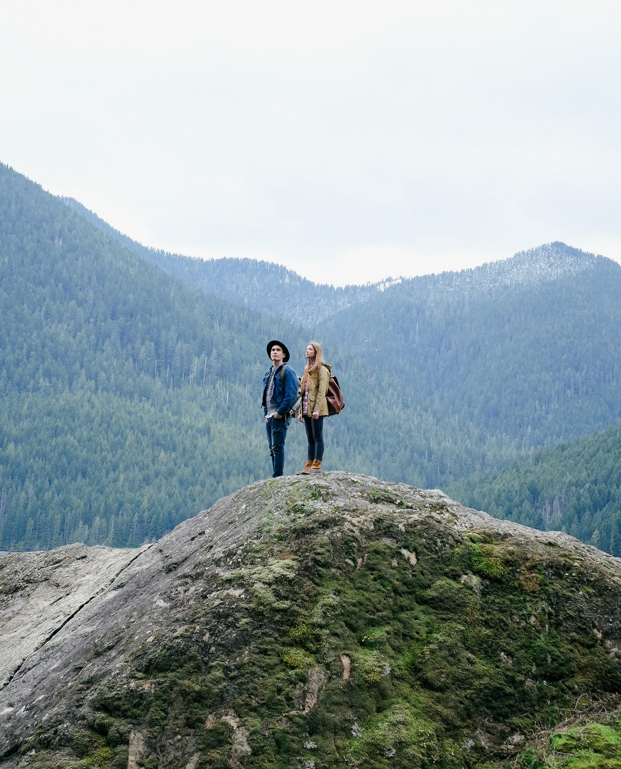 hike, hikers, beautiful views, hipsters, mountains, forest, earth day, eco friendly, camping, glamping